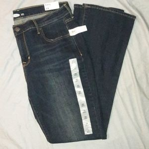 Old Navy Bootcut Curvey Jeans
